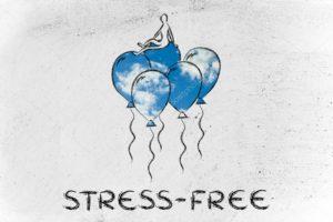 バストアップとストレスの関係
